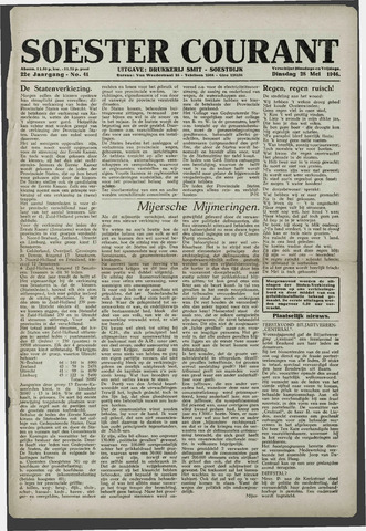 Soester Courant 1946-05-28