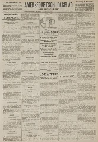 Amersfoortsch Dagblad / De Eemlander 1927-03-16
