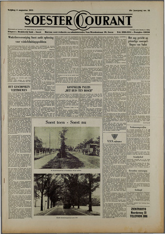 Soester Courant 1971-08-06