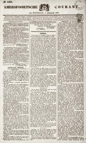 Amersfoortsche Courant 1867