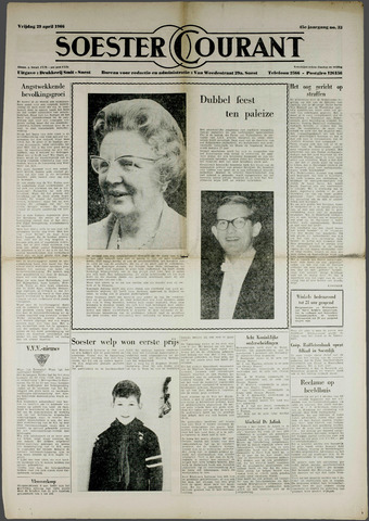 Soester Courant 1966-04-29