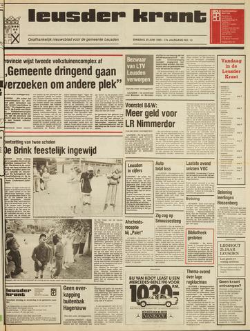 Leusder Krant 1985-06-25