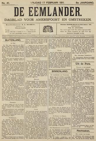 De Eemlander 1911-02-17