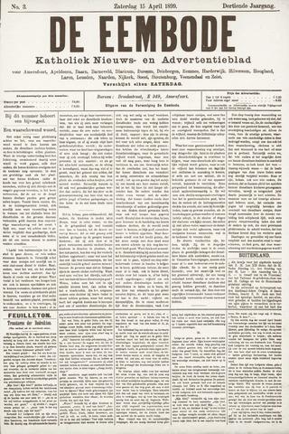 De Eembode 1899-04-15