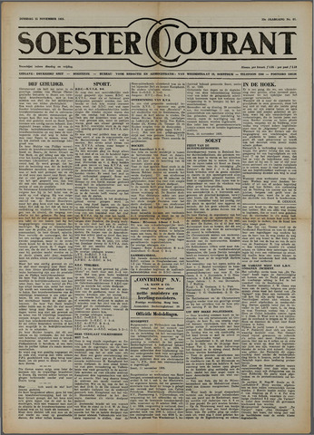 Soester Courant 1955-11-15