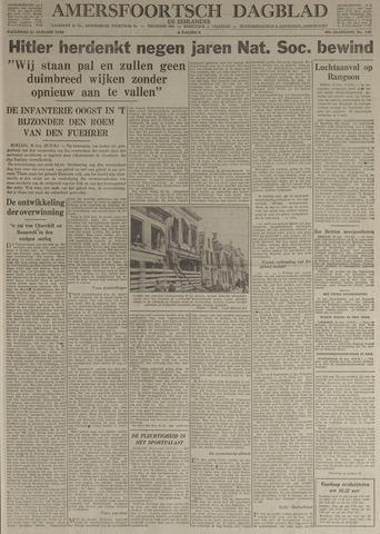 Amersfoortsch Dagblad / De Eemlander 1942-01-31