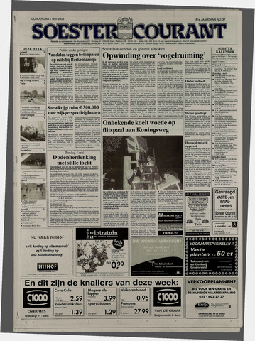 Soester Courant 2003-05-01