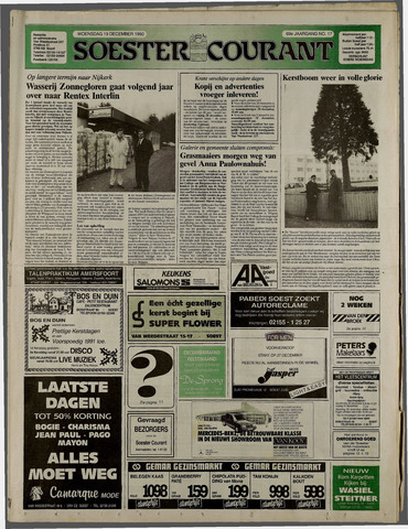 Soester Courant 1990-12-19