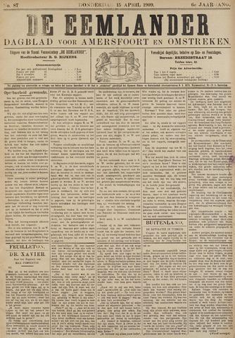 De Eemlander 1909-04-15