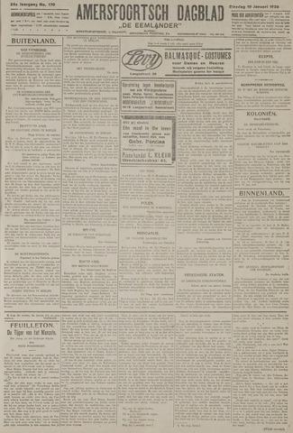 Amersfoortsch Dagblad / De Eemlander 1926-01-19