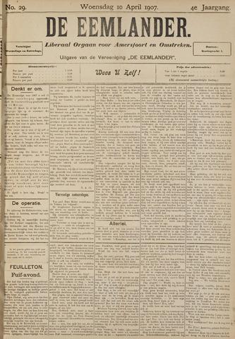 De Eemlander 1907-04-10