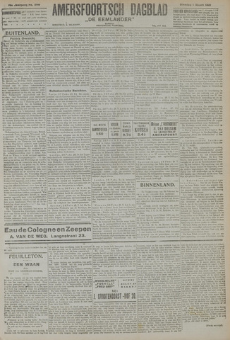 Amersfoortsch Dagblad / De Eemlander 1921-03-01