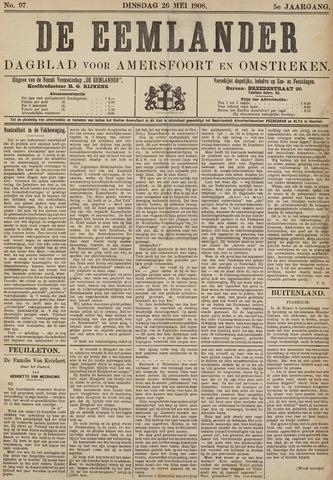 De Eemlander 1908-05-26
