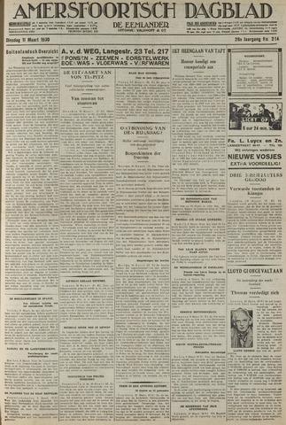 Amersfoortsch Dagblad / De Eemlander 1930-03-11