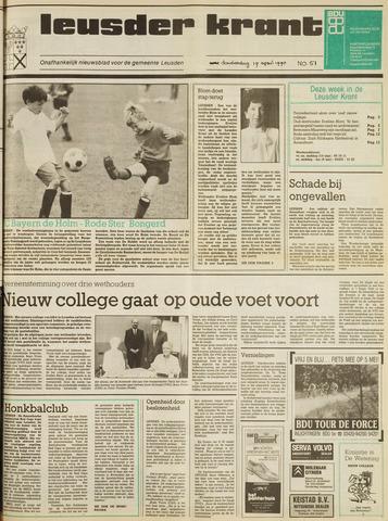 Leusder Krant 1990-04-19
