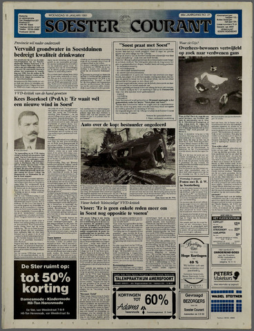 Soester Courant 1991-01-16
