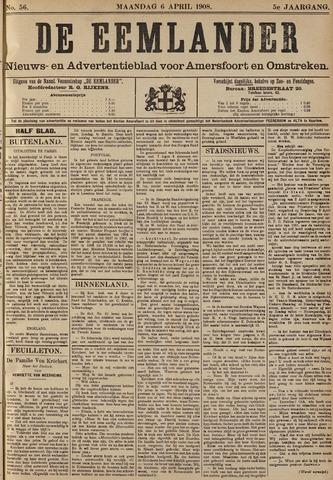 De Eemlander 1908-04-06