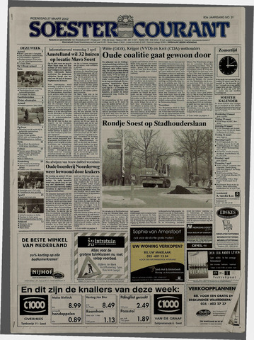 Soester Courant 2002-03-27