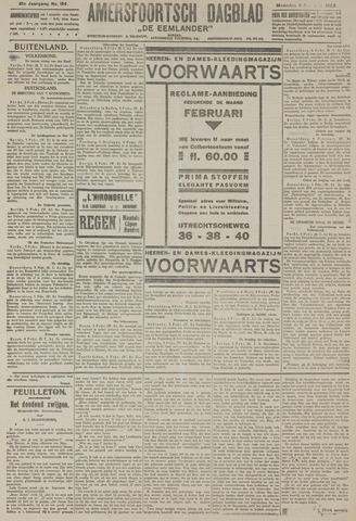 Amersfoortsch Dagblad / De Eemlander 1923-02-05