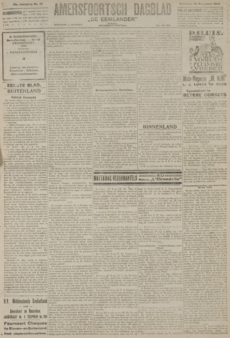 Amersfoortsch Dagblad / De Eemlander 1920-08-28