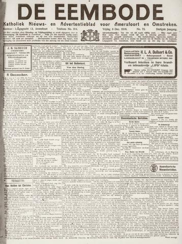 De Eembode 1916-12-08