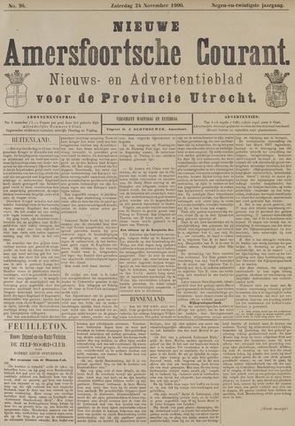 Nieuwe Amersfoortsche Courant 1900-11-24