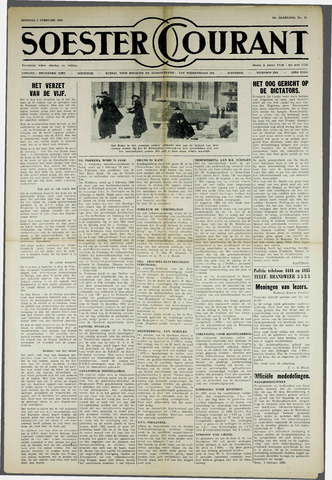 Soester Courant 1963-02-05