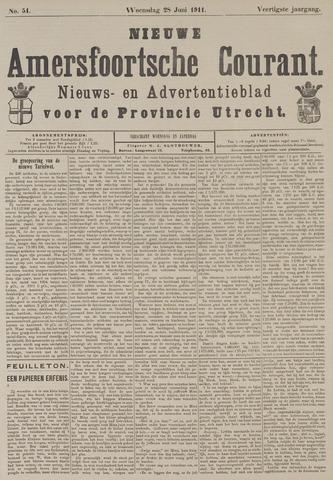 Nieuwe Amersfoortsche Courant 1911-06-28