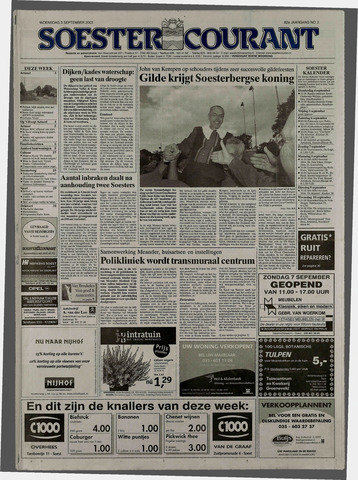 Soester Courant 2003-09-03