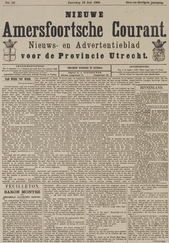 Nieuwe Amersfoortsche Courant 1904-07-23