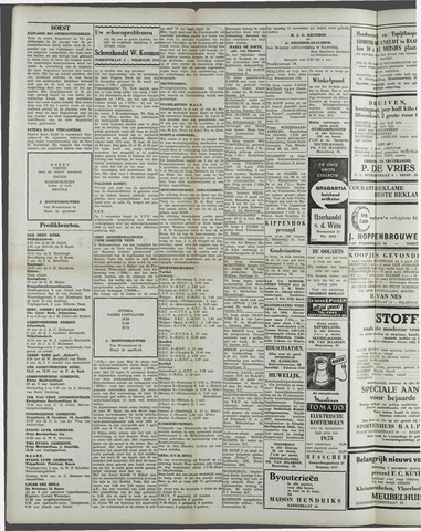Soester Courant 1958-10-31