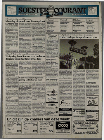 Soester Courant 1997-10-01