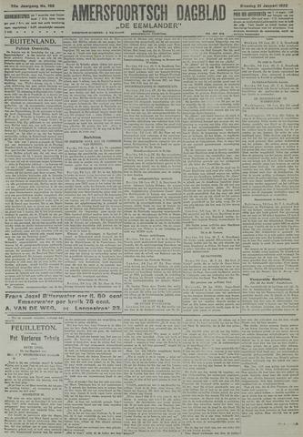 Amersfoortsch Dagblad / De Eemlander 1922-01-31