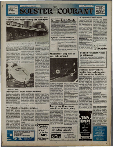 Soester Courant 1986-07-23