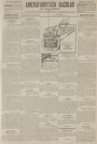 Amersfoortsch Dagblad / De Eemlander 1927-05-21