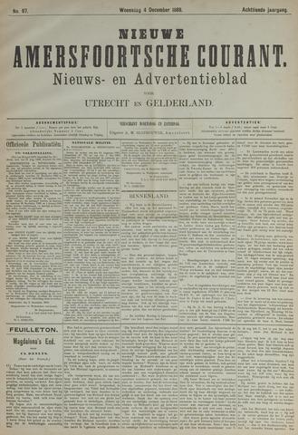 Nieuwe Amersfoortsche Courant 1889-12-04