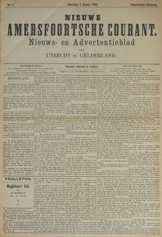 Nieuwe Amersfoortsche Courant 1890-01-04