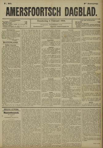 Amersfoortsch Dagblad 1904-02-04