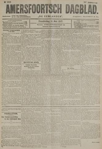 Amersfoortsch Dagblad / De Eemlander 1917-05-10