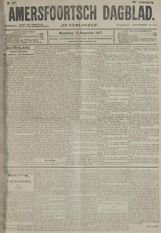 Amersfoortsch Dagblad / De Eemlander 1917-08-13