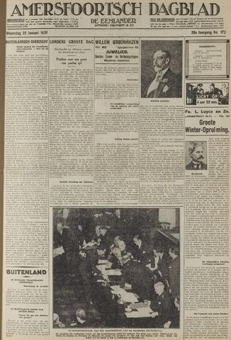 Amersfoortsch Dagblad / De Eemlander 1930-01-22
