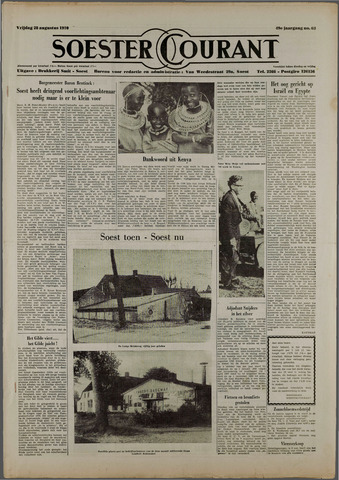Soester Courant 1970-08-28