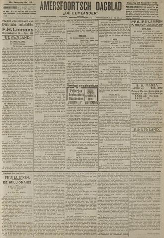 Amersfoortsch Dagblad / De Eemlander 1923-11-26