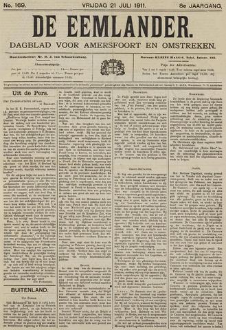 De Eemlander 1911-07-21