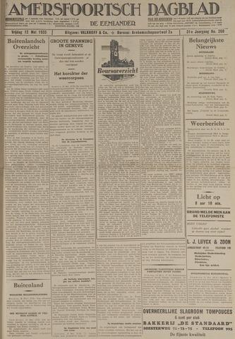 Amersfoortsch Dagblad / De Eemlander 1933-05-12