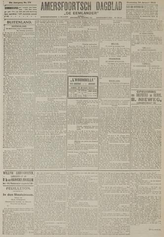 Amersfoortsch Dagblad / De Eemlander 1923-01-24