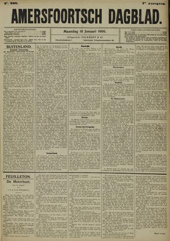 Amersfoortsch Dagblad 1909-01-18