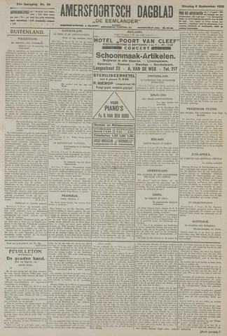 Amersfoortsch Dagblad / De Eemlander 1925-09-08