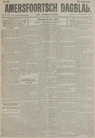 Amersfoortsch Dagblad / De Eemlander 1916-05-16