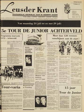 Leusder Krant 1972-07-20